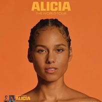 Alicia Keys at The o2 on Wednesday 10th June 2020