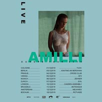 Amilli at Camden Assembly on Tuesday 10th December 2019