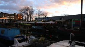 And What? LDN on the Canal at Grow Hackney on Friday 13th August 2021