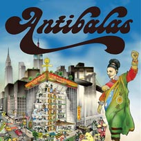 Antibalas at Islington Assembly Hall on Sunday 10th May 2020