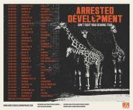 Arrested Development at New Cross Inn on Thursday 7th October 2021