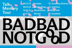 BADBADNOTGOOD at Brixton Academy on Tuesday 6th December 2022