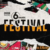 6 Music Festival: Hot 8 Brass Band + Ghostpoet at Dingwalls on Sunday 8th March 2020