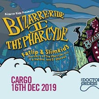 Bizarre Ride II at Cargo on Monday 16th December 2019