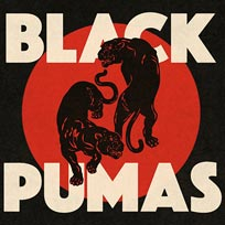 Black Pumas at Islington Assembly Hall on Friday 7th February 2020