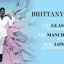 Brittany Howard at The Forum on Tuesday 10th March 2020