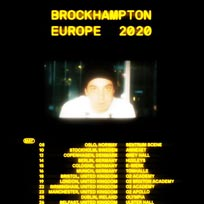 Brockhampton at Brixton Academy on Tuesday 19th May 2020