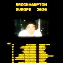 Brockhampton at Brixton Academy on Tuesday 19th May 2020