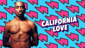 California Love at Big Chill House on Saturday 28th March 2020