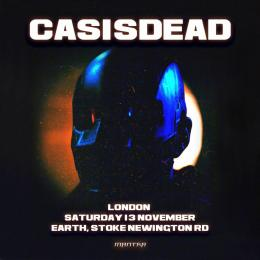 Casisdead at Southbank Centre on Saturday 13th November 2021