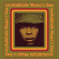 Erykah Badu Mamas Gun at Brilliant Corners on Sunday 19th January 2020
