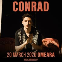Conrad at Omeara on Friday 20th March 2020