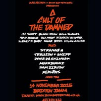 Cult of the Damned EP Launch at Brixton Jamm on Saturday 14th November 2015
