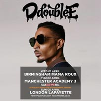 D Double E at Lafayette on Sunday 5th April 2020