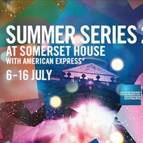 Damian Marley at Somerset House on Friday 7th July 2017