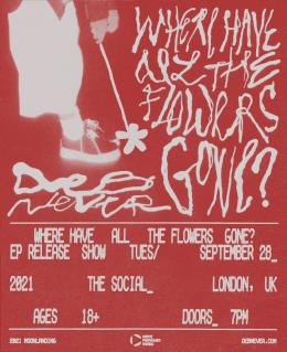Deb Never at The Social on Tuesday 28th September 2021
