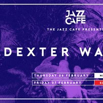 Dexter Wansel at Jazz Cafe on Thursday 6th February 2020