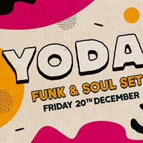 DJ Yoda at The Blues Kitchen Brixton on Friday 20th December 2019