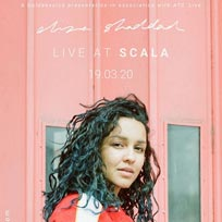 Eliza Shaddad  at Scala on Thursday 19th March 2020