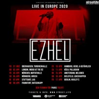 Ezhel at Indigo2 on Thursday 2nd April 2020