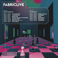 17.1 Fabriclive: Stanton Sessions at Fabric on Friday 17th January 2020