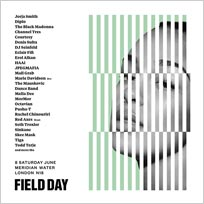 Field Day Saturday at Meridian Water on Saturday 8th June 2019