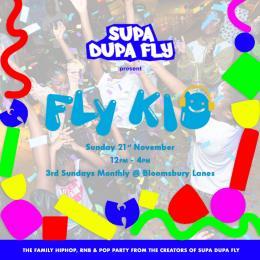 FLY-KID at Bloomsbury Bowl on Sunday 21st November 2021