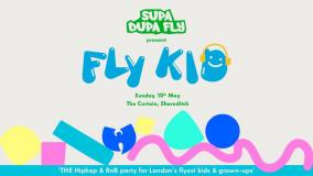 Fly Kid at The Curtain on Sunday 10th May 2020