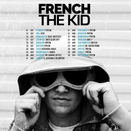 French the Kid at Islington Academy on Wednesday 10th November 2021
