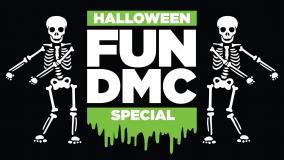 FUN DMC at Colours Hoxton on Sunday 31st October 2021