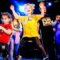 FUN DMC - Half Term Special at Colours Hoxton on Sunday 23rd February 2020