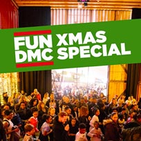 FUN DMC Xmas Special at Pop Brixton on Saturday 14th December 2019