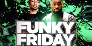 Funky Friday at Concrete on Friday 21st February 2020