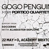 GoGo Penguin + Portico Quartet at Brixton Academy on Friday 22nd May 2020