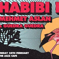 Habibi Funk at Jazz Cafe on Friday 28th February 2020