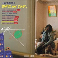 Hak Baker at MOTH Club on Saturday 21st March 2020