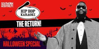 Hip Hop Karaoke at Queen of Hoxton on Thursday 28th October 2021