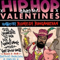 Hip Hop Saved My Valentines at Omeara on Saturday 15th February 2020