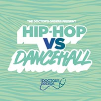 Hip-Hop vs Dancehall at Trapeze on Friday 14th February 2020