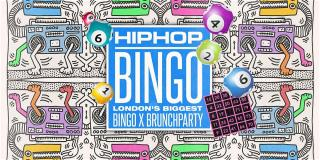 HipHop Bingo x Brunch at Dabbers Social Bingo on Sunday 26th April 2020