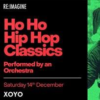Ho Ho Hip Hop Classics at XOYO on Saturday 14th December 2019