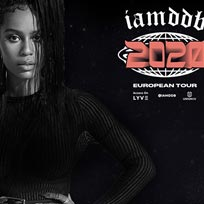 Iamddb at Brixton Academy on Monday 2nd March 2020