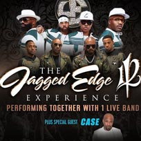 Jagged Edge, 112 + Case at Hammersmith Apollo on Sunday 3rd May 2020