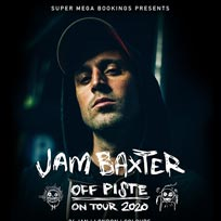 Jam Baxter at Colours Hoxton on Friday 24th January 2020