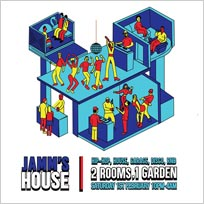 Jamm's House at Brixton Jamm on Saturday 1st February 2020