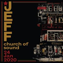 Jeff Parker & The New Breed at Church of Sound on Friday 24th January 2020