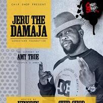 Jeru The Damaja at Chip Shop BXTN on Friday 14th July 2017