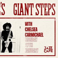 Giant Steps 60th Anniversary at Jazz Cafe on Monday 27th January 2020