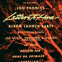Jon Phonics at Bussey Building on Friday 10th June 2016
