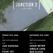 Junction 2 Festival - Friday at Boston Manor Park on Friday 5th June 2020